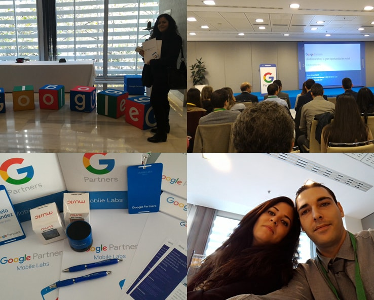 Evento Mobile Labs 2016 - Google Partners