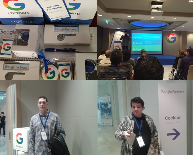 Evento Mobile Labs - Google Partners