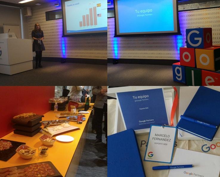 Google Partners @TuEquipo - 2017