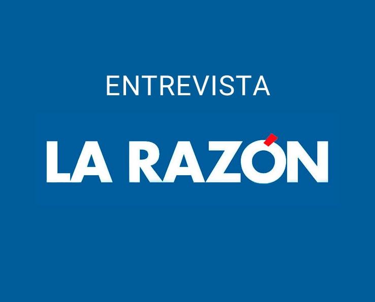 Entrevista Diario La Razón