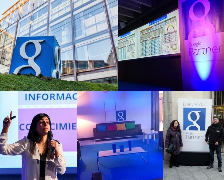 Première de Google Partners