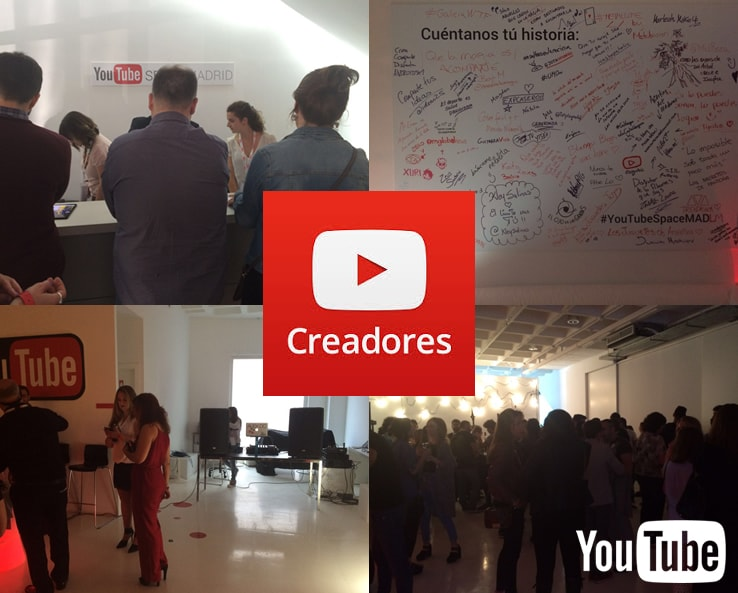 YouTube Creator Day & Pop-Up Space