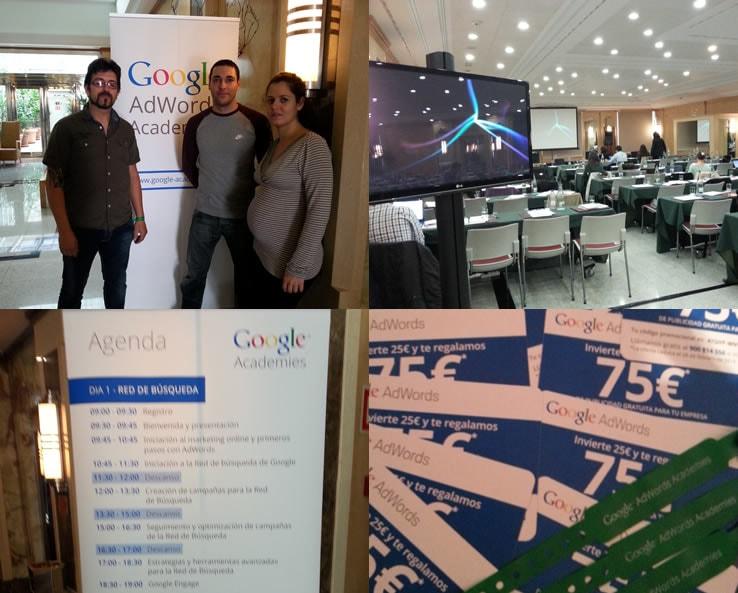 Google AdWords Academies 2º Edición 2013