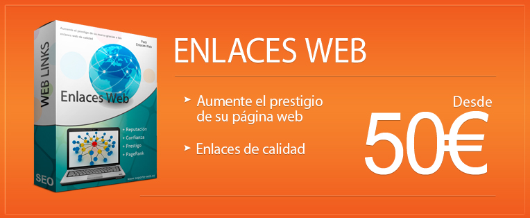 Pack Enlaces Web